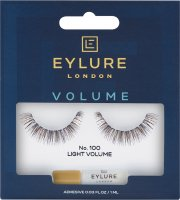 EYLURE - VOLUME - NR 100 LIGHT VOLUME - Eyelashes with glue - 6001110N