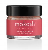 MOKOSH - LIP SCRUB - RASPBERRY - 15 ml