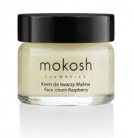 MOKOSH - FACE CREAM RASPBERRY - 15 ml