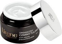 Lirene - ORGANIC BLACK TULIP - Cream-anti-wrinkle conditioner - Rejuvenation - 60+ Day - 50 ml