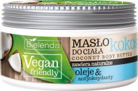 Bielenda - Vegan Friendly - Coconut Body Butter - Body Butter - Coconut - 250 ml