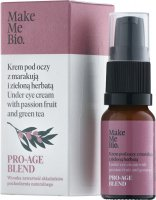 Make Me Bio - PRO-AGE BLEND - Under Eye Cream with Passion Fruit and Green Tea - Eye cream with passion fruit and green tea - 10 ml