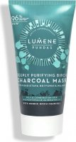 LUMENE - PUHDAS - Deeply Purifying Birch Charcoal Mask - 75 ml