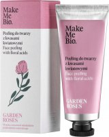 Make Me Bio - GARDEN ROSES - Face Peeling with Floral Acids - 40 ml