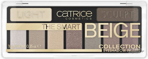 Catrice - THE SMART BEIGE - COLLECTION EYESHADOW PALETTE - 9 eyeshadows