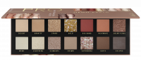 Catrice - PRO SLIM EYESHADOW PALETTE - NEON EARTH - 14 eyeshadows palette - 010 Elements Of Power