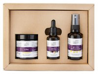 Your Natural Side - Gift set of natural cosmetics - Plum & Bitter Orange