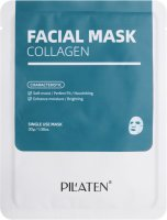 PIL'ATEN - FACIAL MASK COLLAGEN - Collagen face mask in sheets - 1 item