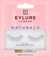 EYLURE - NATURALS - NR 020 - Eyelashes + Adhesive - Natural Effect - 6001102N