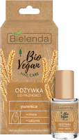 Bielenda - Bio Vegan Nail Care - Vegan nail conditioner with wheat - 10 ml