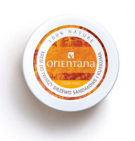 ORIENTANA - Day & Night Face Cream - Day and night face cream - Sandalwood & Turmeric - 50g