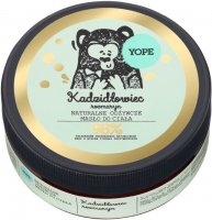 YOPE - NATURAL NUTRITIONAL BODY BUTTER - Frankincense and rosemary - 200 ml