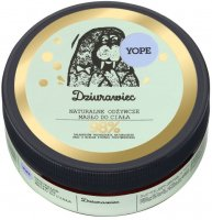 YOPE - NATURAL NUTRITIONAL BODY BUTTER - St. John's wort - 200 ml