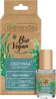 Bielenda - Bio Vegan Nail Care - Vegan nail conditioner with sea algae - 10 ml