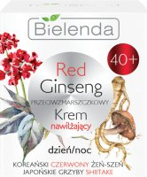 Bielenda - Red Ginseng Cream - Anti-wrinkle moisturizing cream - Day / Night - 40+