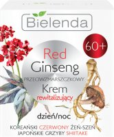 Bielenda - Red Ginseng Cream - Anti-wrinkle revitalizing cream - Day / Night - 60+