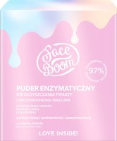 BodyBoom ​​- Face Boom - CLEANSING POWDER - Enzymatic face cleansing powder - Dehydrated and sensitive skin - 20 g