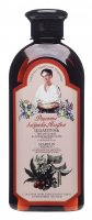 Agafia - Recipes Aguszki Babuszki - Repair shampoo for thin and split hair - 350 ml
