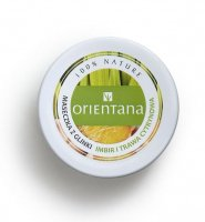 ORIENTANA - CLAY MASK - Clay mask for combination skin - Ginger and Lemongrass - 50g
