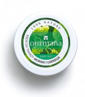 ORIENTANA - Day & Night Face Cream - Day and night face cream for oily and combination skin - Mulberry & Licorice - 50g