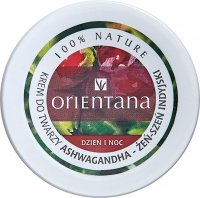 ORIENTANA - Day & Night Face Cream - Day and night face cream - Indian Ginseng - 40 g