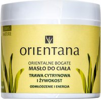 ORIENTANA - Oriental rich body butter - Lemon grass and comfrey
