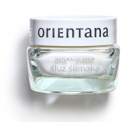 ORIENTANA - NATURAL SNAIL CREAM - Natural face cream with snail mucus - Day & Night - 50 ml