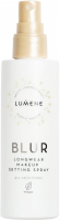 LUMENE - BLUR LONGWEAR MAKEUP SETTING SPRAY - Makeup fixing spray with blur effect - 100 ml