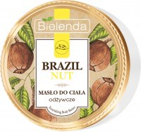 Bielenda - BRAZIL NUT - Nourishing Body Butter - Nourishing and vegan body butter - Brazil nuts - 250 ml