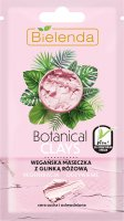 Bielenda - Botanical Clays - Vegan Face Mask - Vegan pink clay mask - Dry and dehydrated skin - 8 g