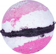 Bomb Cosmetics - Watercolors Bath Bomb - Multicolored effervescent bath ball - Neopolitan Nights
