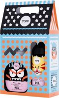 YOPE - Gift set for children - Hand soap Coconut and Mint 400 ml + Shower gel Cranberry and Lavender 400 ml