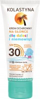 KOLASTYNA - Sun protection cream for children and babies - SPF30 - 75 ml