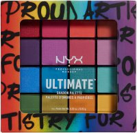 NYX Professional Makeup - ULTIMATE SHADOW PALETTE - BRIGHTS
